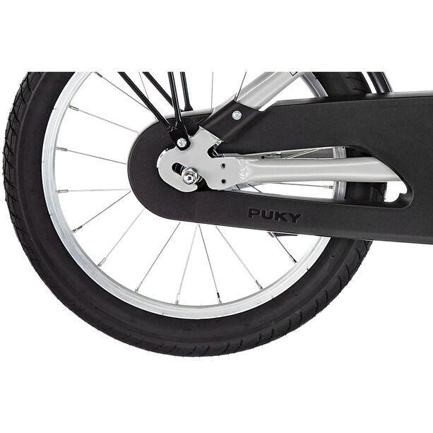 "Puky ZL 16-1 Alu Fahrrad 16"" Kinder lichtgrau/schwarz"