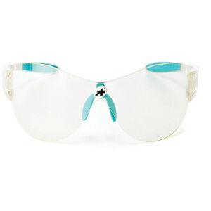 assos Zegho Crystal Glasses transparent/transparent transparent/transparent