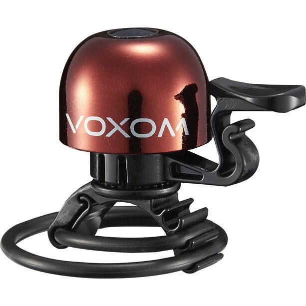 Voxom KL15 Fahrradklingel red