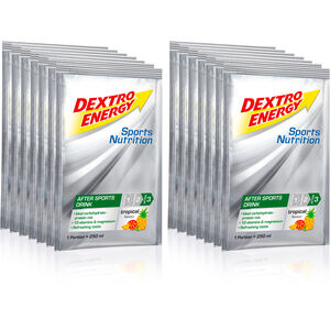 Dextro Energy After Sports Drink Box Tropic 14 x 44,5g