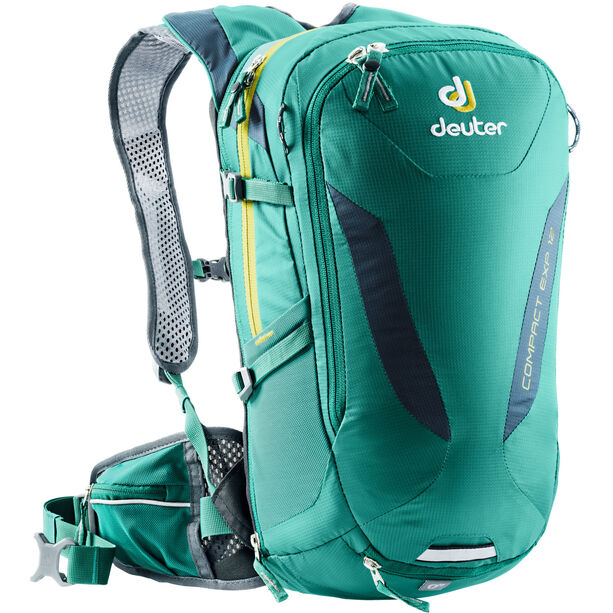 Deuter Compact EXP 12 Backpack alpinegreen-midnight