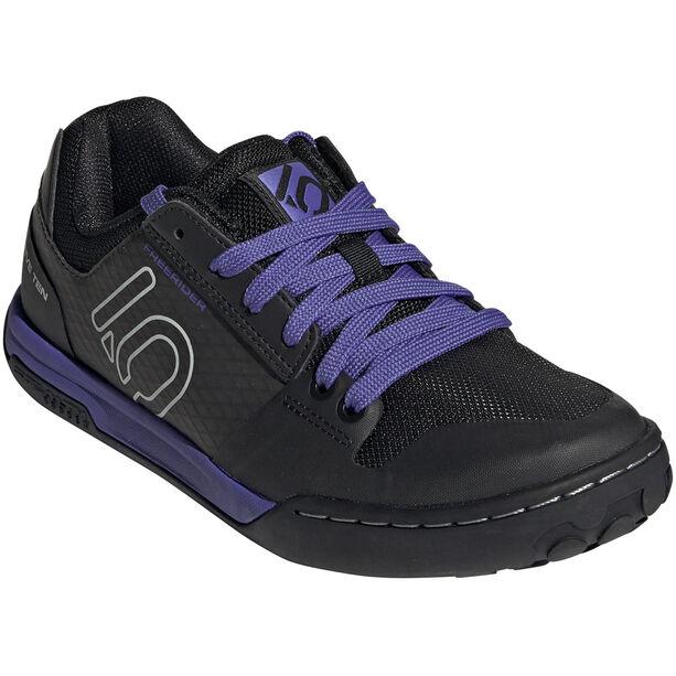 adidas Five Ten Freerider Contact Shoes Damen core black/carbon/purple