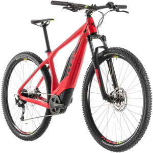 Cube Acid Hybrid ONE 400 Red'n'Green bei fahrrad.de Online