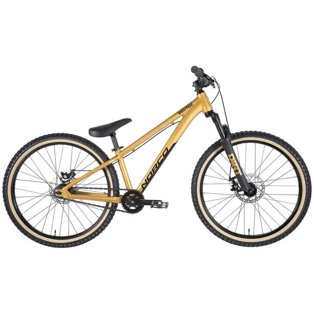 "Norco Bicycles Rampage 2 24"" gold/black"