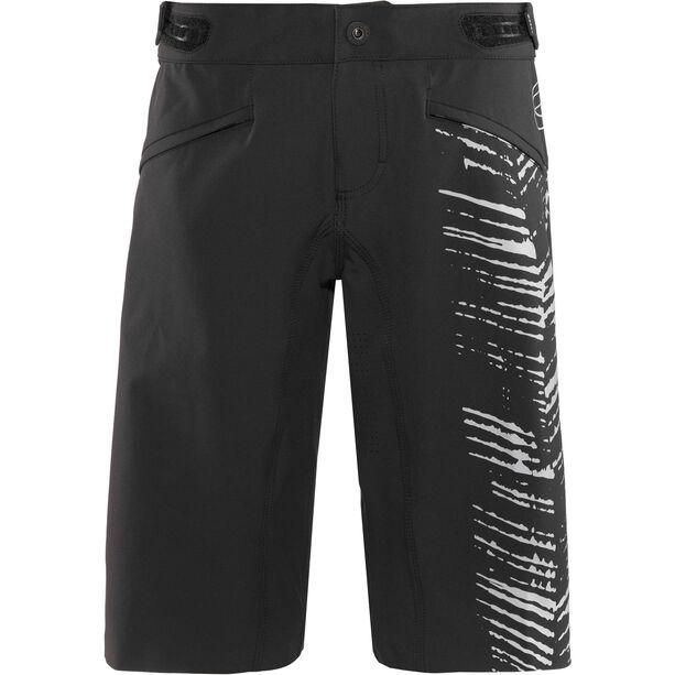 ION Scrub AMP Bike Shorts Damen black