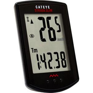 CatEye Strada CC-RD310W Wireless Fahrradcomputer schwarz schwarz
