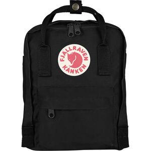Fjällräven Kånken Mini Backpack Kinder black black