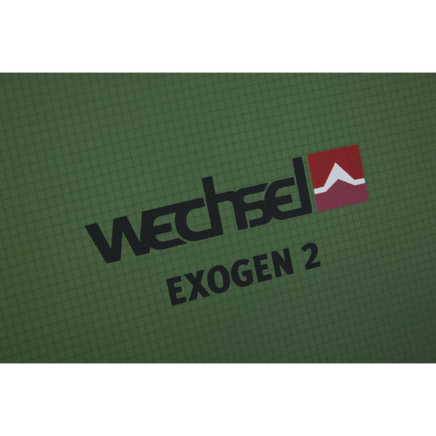 Wechsel Exogen 2 Zero-G Line Zelt green