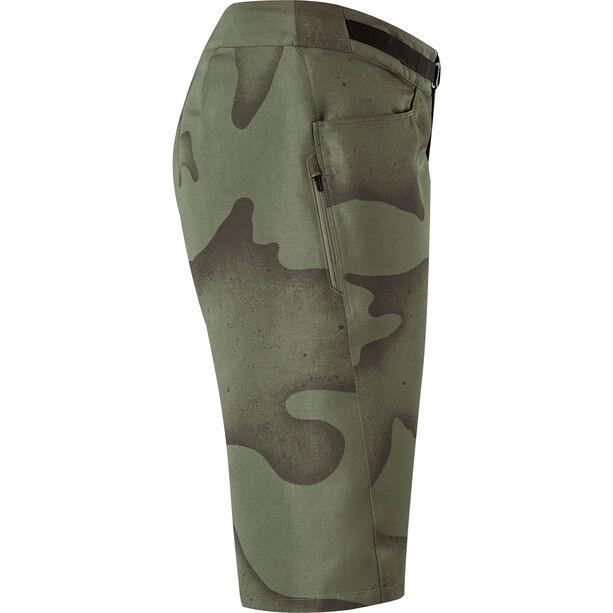 Fox Ranger Cargo Shorts Herren camo green