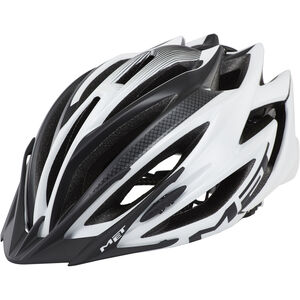 MET Veleno Helm  matt white/black