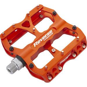 Reverse Escape Pedal orange
