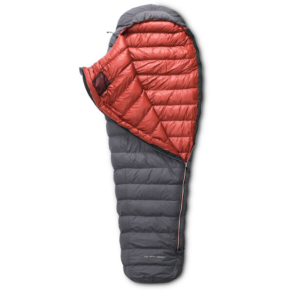 Yeti Shadow 500 Sleeping Bag XL ash coal/garnet