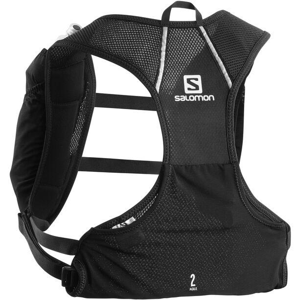 Salomon Agile 2 Backpack Set black