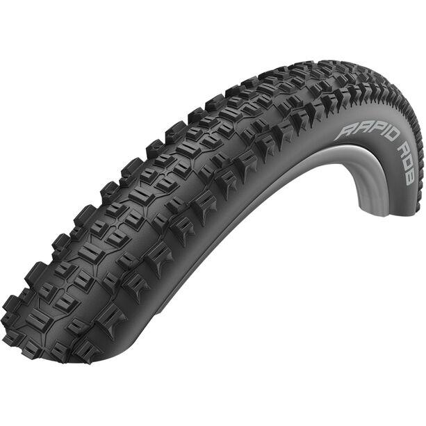 "SCHWALBE Rapid Rob Active Wired-on Tire K-Guard SBC 29x2.10"" schwarz"
