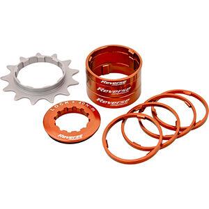 Reverse Single Speed Kit orange orange