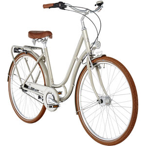 Kalkhoff City Classic 7R silvergrey bei fahrrad.de Online