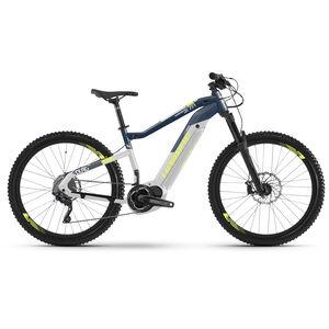 HAIBIKE SDURO HardSeven Life 7.0 grau/blau/lime bei fahrrad.de Online