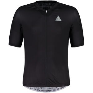 Maloja PlansM. Breeze Shortsleeve Bike Jersey Herren moonless moonless