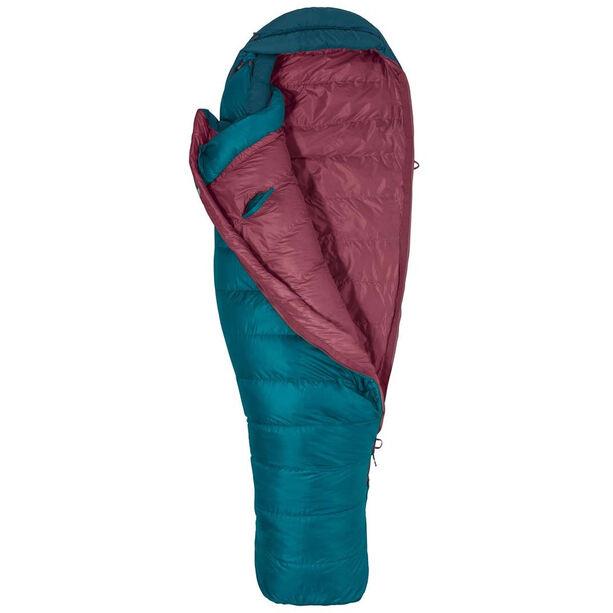 Marmot Teton Sleeping Bag Long Damen late night/vintage navy