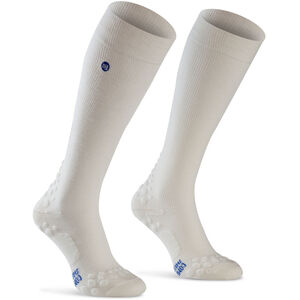 Compressport Care Socks white white