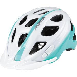 Alpina Rocky Helmet Kids white-smaragd bei fahrrad.de Online