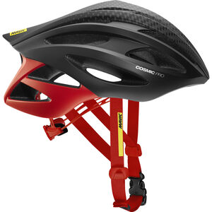 Mavic Cosmic Pro Helmet Herren black/fiery red black/fiery red