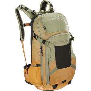EVOC FR Trail Protector Backpack 20l Damen light olive/loam light olive/loam