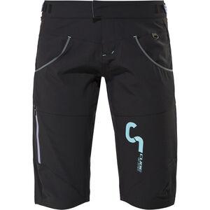 Cube AM Shorts Damen black black