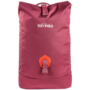 Tatonka Grip Rolltop Backpack Small bordeaux red bei fahrrad.de Online