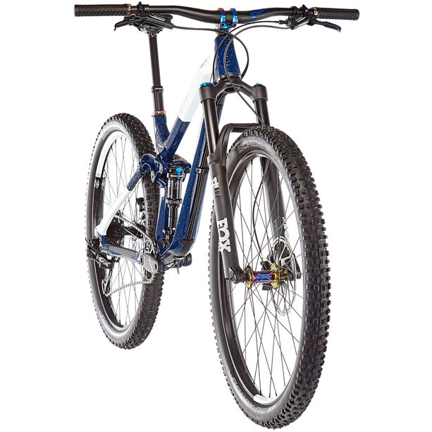 "NS Bikes Define 130 2 29"" blue splash"