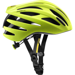Mavic Aksium Elite Helmet Herren safety yellow/black safety yellow/black