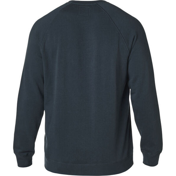 Fox Legacy Crew Neck Fleece Pullover