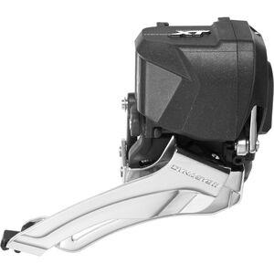 Shimano Deore XT Di2 FD-M8070 Umwerfer 2x11 Down Swing schwarz schwarz