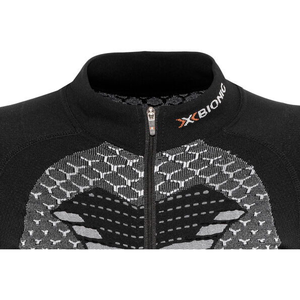 X-Bionic Twyce Biking Shirt LS Damen black/white