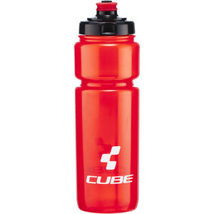 Cube Icon Trinkflasche 750ml rot rot