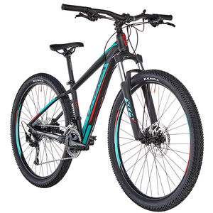 "ORBEA MX XS 40 27,5"" Kinder black-turquoise-red black-turquoise-red"