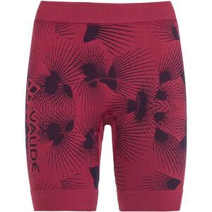 VAUDE SQlab LesSeam Shorts Damen crimson red crimson red
