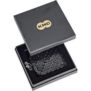 KMC X10 SL DLC Super Light Kette 10-fach schwarz schwarz