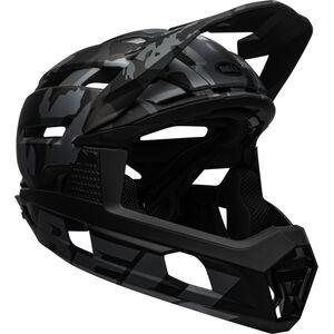Bell Super Air R MIPS Helm matte/gloss black camo matte/gloss black camo