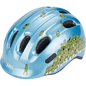 ABUS Smiley 2.0 Helmet Kinder blue croco blue croco