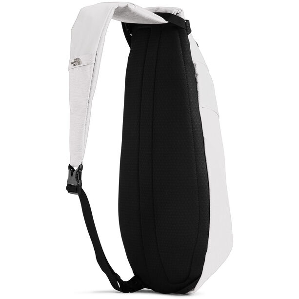 The North Face Electra Sling Rucksack L Damen tnf white metallic melange/tnf black