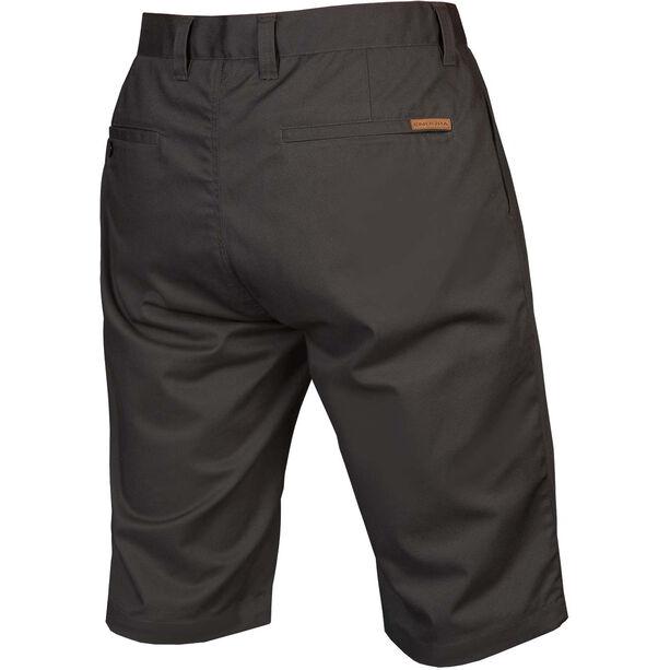 Endura Hummvee Chino Shorts mit Liner Shorts Herren grau
