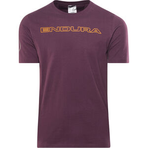Endura One Clan Carbon T-Shirt Men mulberry bei fahrrad.de Online