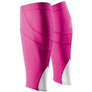 Skins Essentials Calf Tights MX magenta magenta