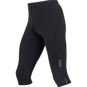 GORE RUNNING WEAR Essential Tights 3/4 Men black