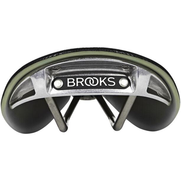 Brooks Cambium C15 Saddle schwarz/natural