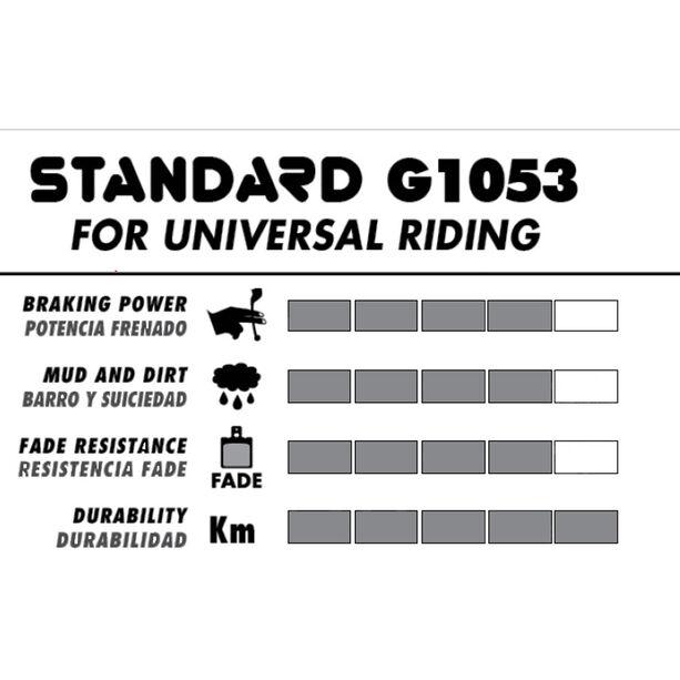GALFER BIKE Standard Bremsbeläge Avid Code R 2011/RSC/Guide RE
