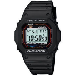 CASIO G-SHOCK GW-M5610-1ER Watch Men black black