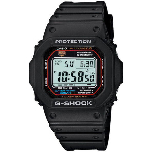 CASIO G-SHOCK GW-M5610-1ER Uhr Herren