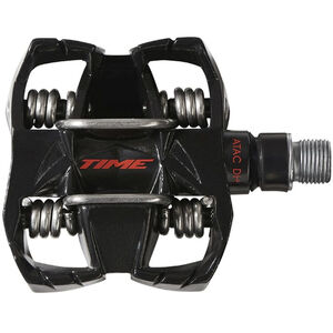 Time ATAC DH4 Downhill Pedals black
